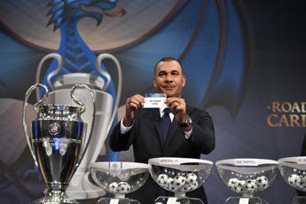 Champions, ottavi stellari: Porto-Juventus e Real Madrid-Napoli