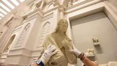 A Firenze i capolavori di Arnolfo di Cambio e di Tino da Camaino