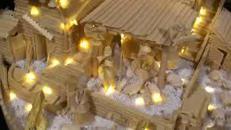 Alle Sale del Bramante i '100 presepi' da tutto il mondo