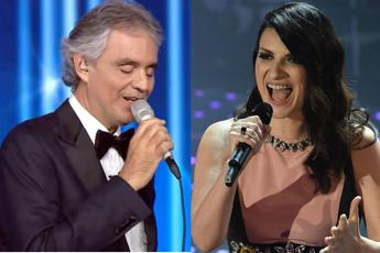 Grammy Awards 2017, nomination per Bocelli e Laura Pausini