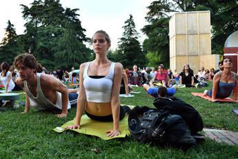 Lo yoga diventa patrimonio immateriale dell'umanità