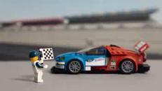 Ford e Lego celebrano i 50 anni di successi a Le Mans