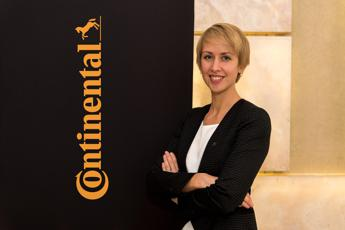 Lucy Edwards nuova marketing manager PLT di Continental Italia
