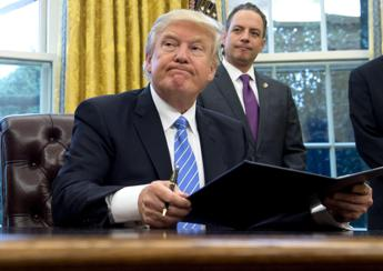 Usa, Trump cancella accordo Trans-Pacifico: Vogliamo commercio giusto