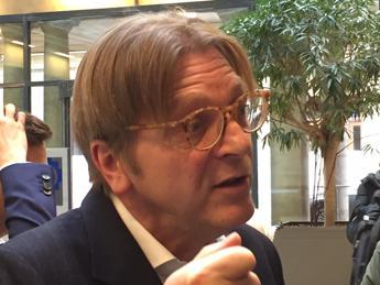 Salvini blasts 'elite' Verhofstadt over Italy 'insults'