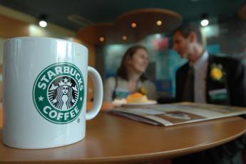 Starbucks arriva anche a Roma