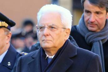 Foibe, Mattarella riceverà associazioni familiari vittime ed esuli