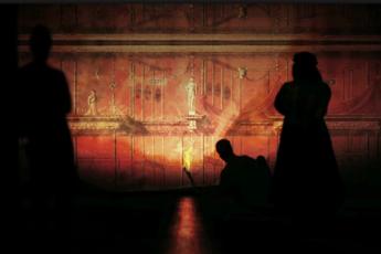 La Domus Aurea come ai tempi di Nerone grazie alla realtà virtuale