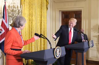 Vertice Trump-May, legame stretto tra Usa e Gran Bretagna