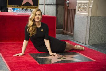 Per Amy Adams una stella sulla Walk of Fame
