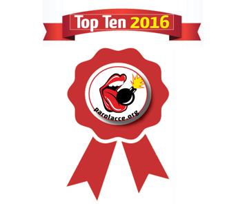 Hai la faccia come il 'c...lo, Giachetti conquista l'oro nella Top Ten Parolacce 2016