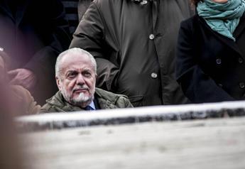 De Laurentiis: Tavecchio si deve dimettere