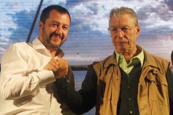 Bossi: Salvini sbaglia, il nazionalismo ci fa perdere
