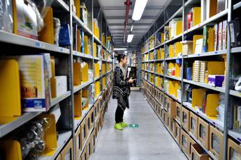 Amazon: 1200 assunzioni per nuova apertura in autunno