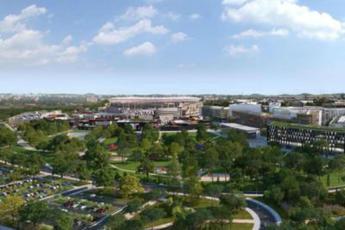 Roma, c'è l'accordo: stadio a Tor di Valle si farà