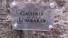 Una piccola retrospettiva di Lucio Del Pezzo alla Galleria Lombardi di Roma