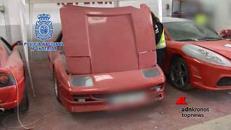 Spagna, false Ferrari fabbricate e vendute sul web