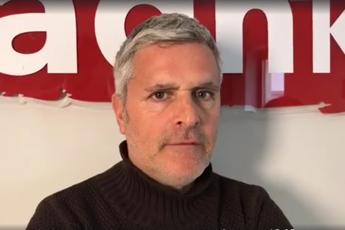 Enrico Lucci a D'Alema e Renzi: Non siete i proprietari del partito