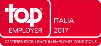 Premiate 79 aziende Top Employers Italia 2017