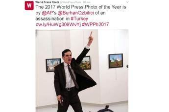 World Press Photo 2017 in anteprima mondiale a Roma ad aprile