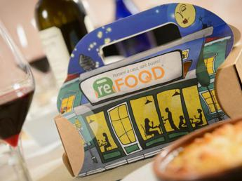 Foody bag d'autore contro lo spreco nel network Ticket Restaurant