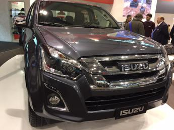 Flessibilità e potenza, Isuzu presenta il nuovo pick up D-Max