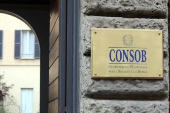 Consob, caso Covid: chiusi uffici Roma e Milano
