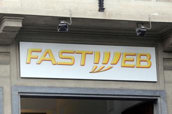 Fibra ottica, maxi multa a Fastweb