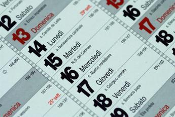 Fisco, ecco il calendario 2018