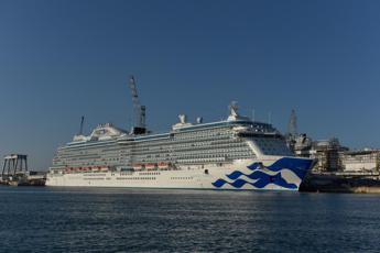 Fincantieri delivers first ship designed for Chinese market