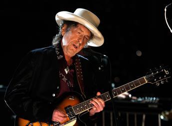 Habemus Nobel, Dylan a Stoccolma per ritirare il premio