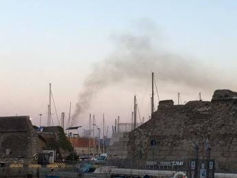 Smog a Civitavecchia, livelli preoccupanti al porto