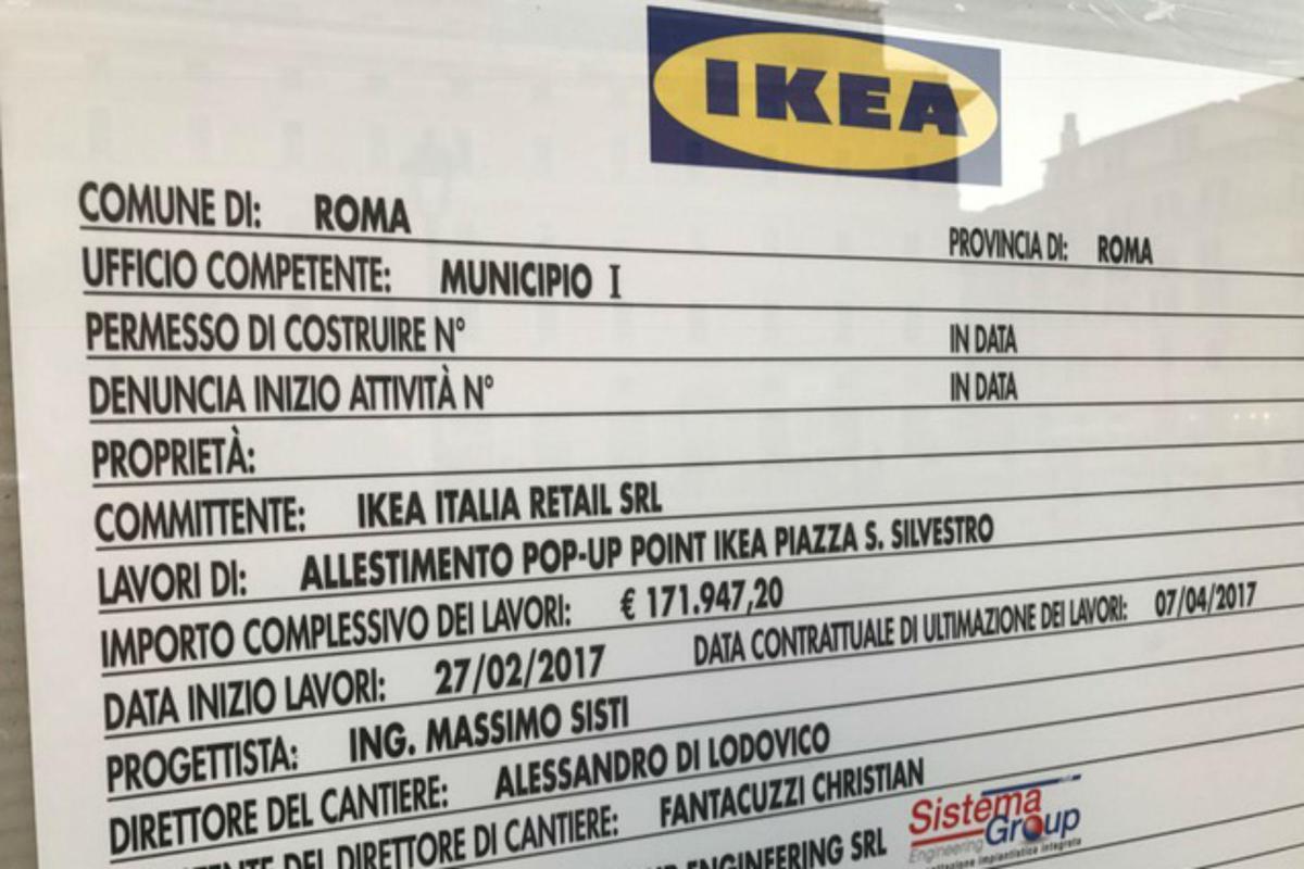 Roma Ikea Sbarca In Centro