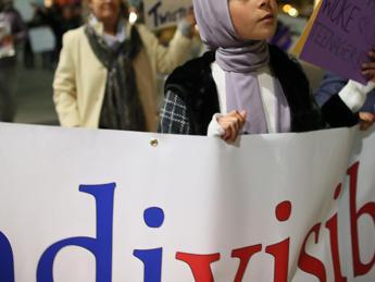 Usa, madre di 6 figli rischia espulsione: deputato si fa arrestare