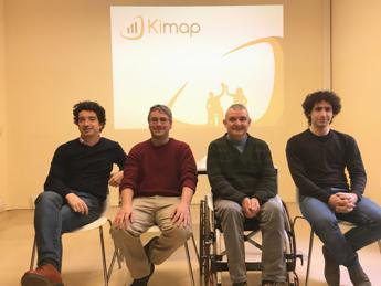Con startup Kimap arriva app per mappare barriere architettoniche