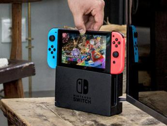 Nintendo Switch, record di vendite in Europa