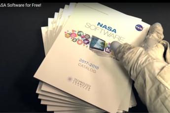 La Nasa svela i suoi segreti: gratis on line il catalogo software