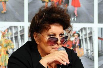 Claudia Mori: Anche io reagirei come Facchinetti
