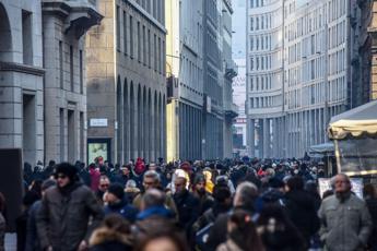 Italiani spaventati e incattiviti