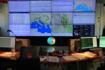 Terremoto, scossa 2.1 nel Tirreno Meridionale