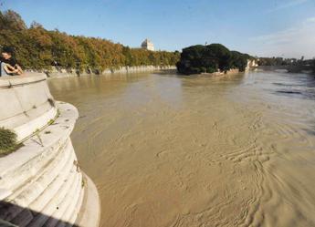 250mila romani a rischio alluvione, lettera a Raggi