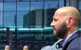 Roma, Monchi è il nuovo ds: contratto di quattro anni
