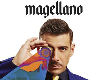 Francesco Gabbani come Magellano.