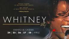 I successi e gli scandali di Whitney Houston, al cinema documentario sulla sua vita