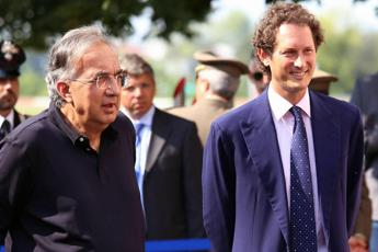 Fca, Elkann: possibile successore di Marchionne nel gruppo