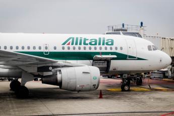 70 anni fa il primo volo Alitalia