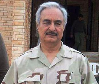 War crimes dossier on Haftar submitted to US