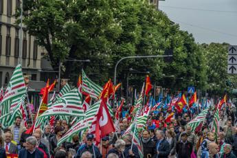 Di Maio: Interverremo su pensioni sindacalisti
