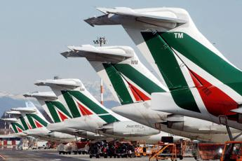 Alitalia, arriva il prestito da 600 milioni