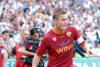 Roma - Genoa è il Totti day: a 1.80 il goal del Capitano